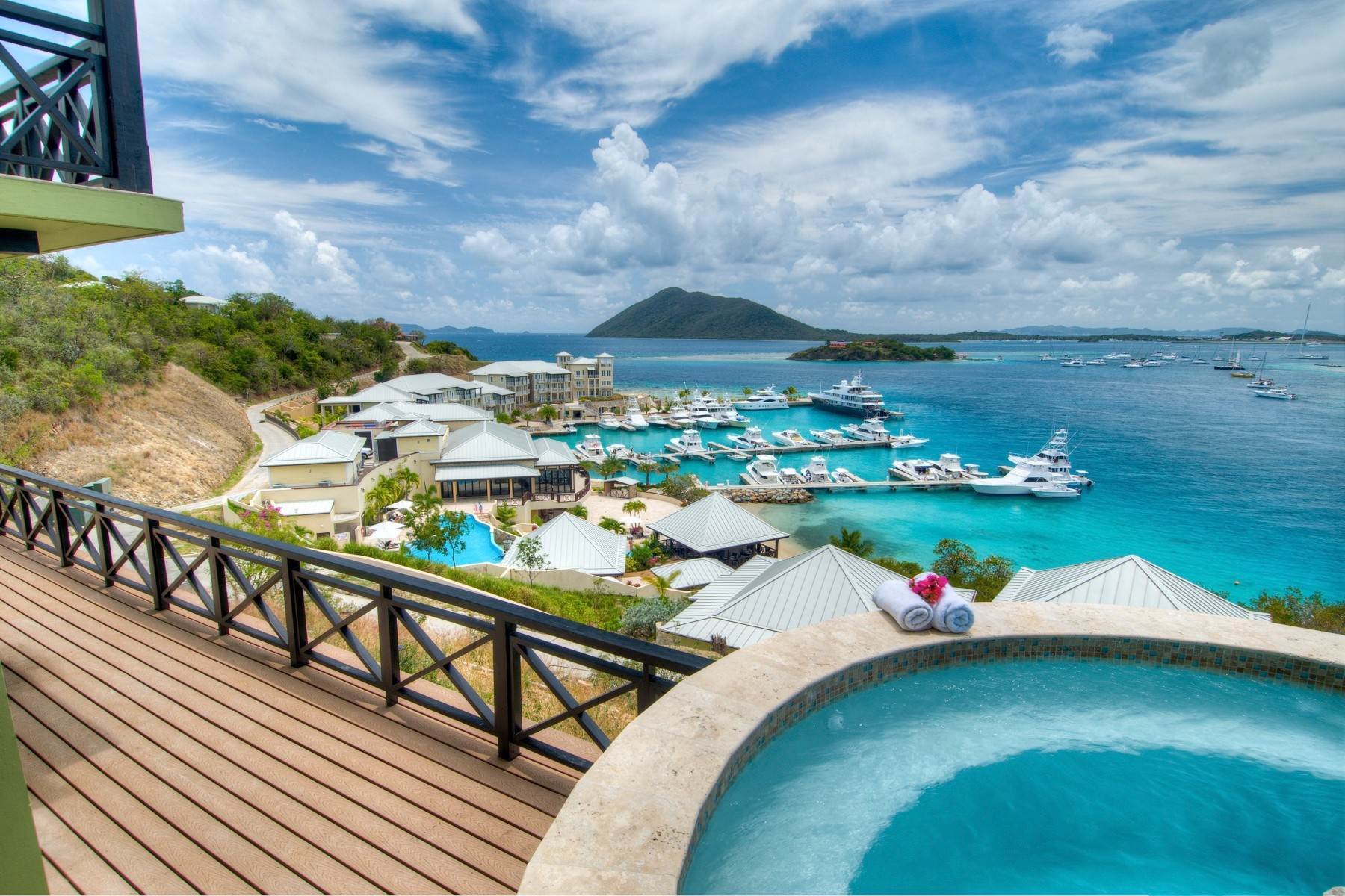 7. Single Family Homes for Sale at Little Scrub, Scrub Island British Virgin Islands