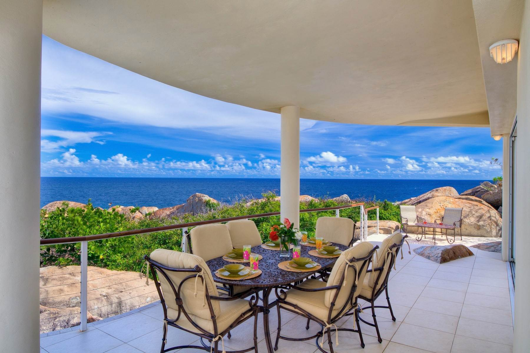 17. Single Family Homes for Sale at Crook Bay, Virgin Gorda British Virgin Islands
