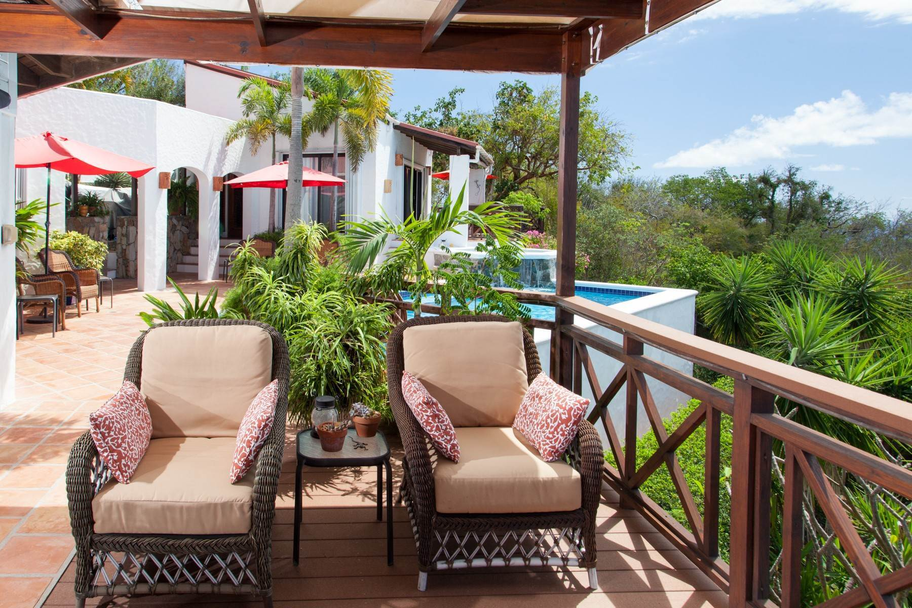 7. Single Family Homes for Sale at Towers, Tortola British Virgin Islands