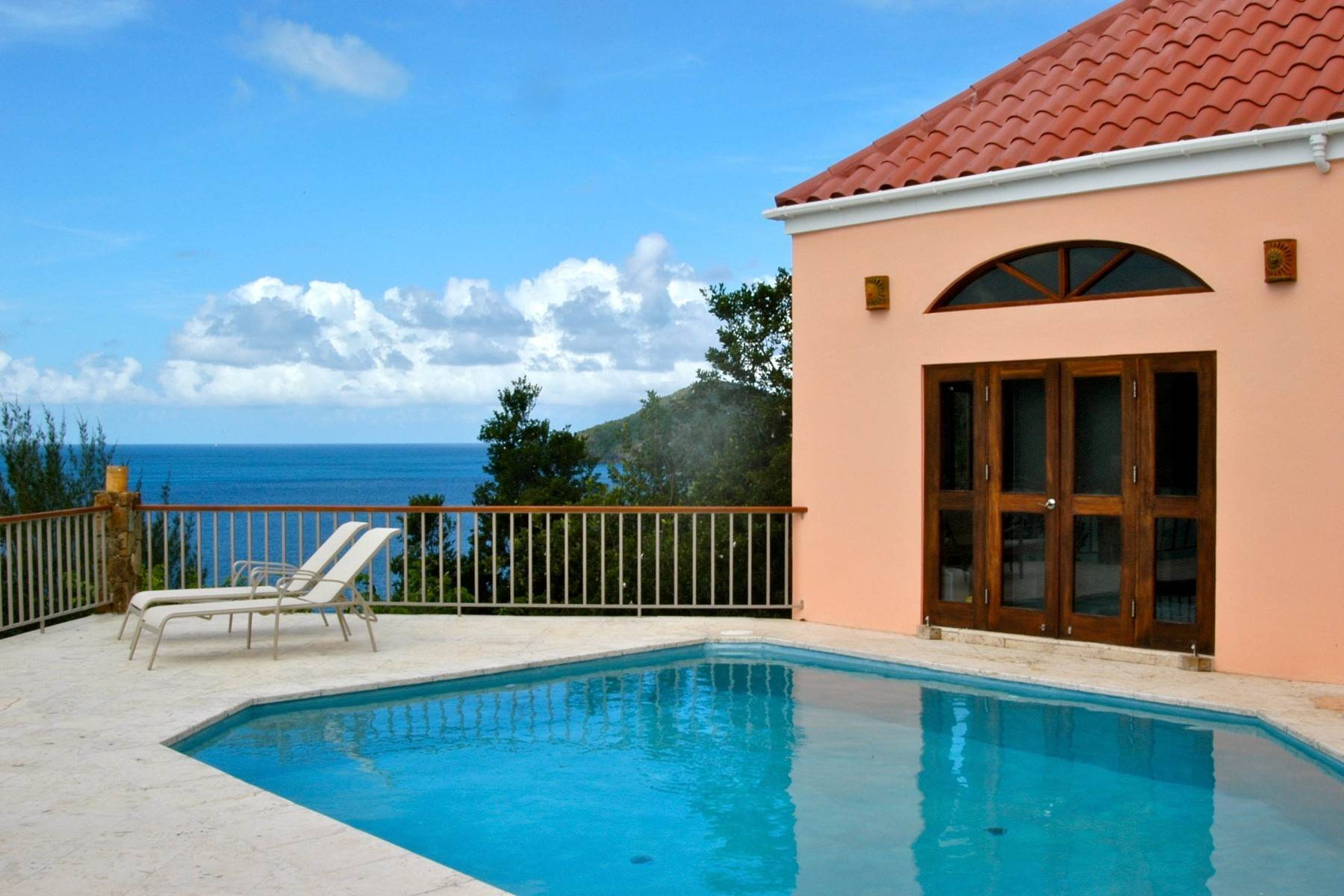 7. Single Family Homes for Sale at Little Bay, Tortola British Virgin Islands