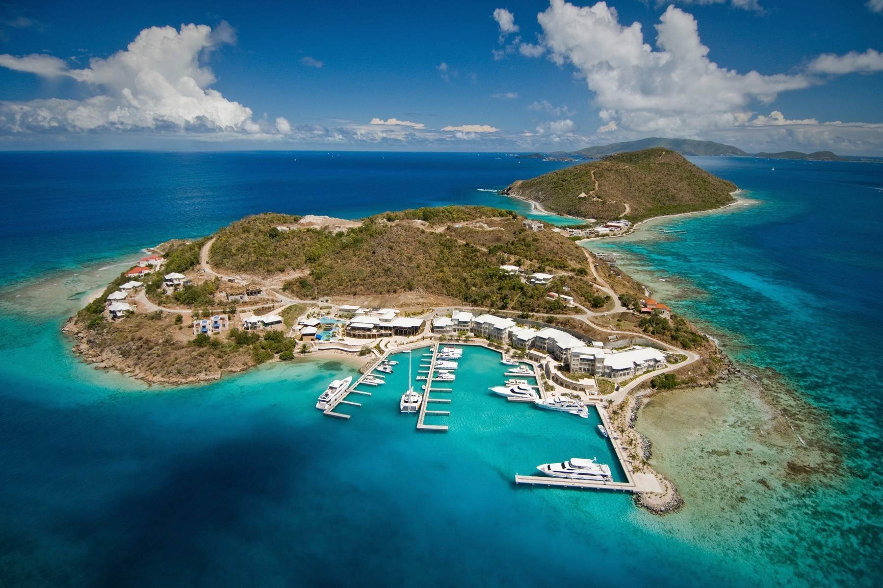 18. Single Family Homes for Sale at Little Scrub, Scrub Island British Virgin Islands
