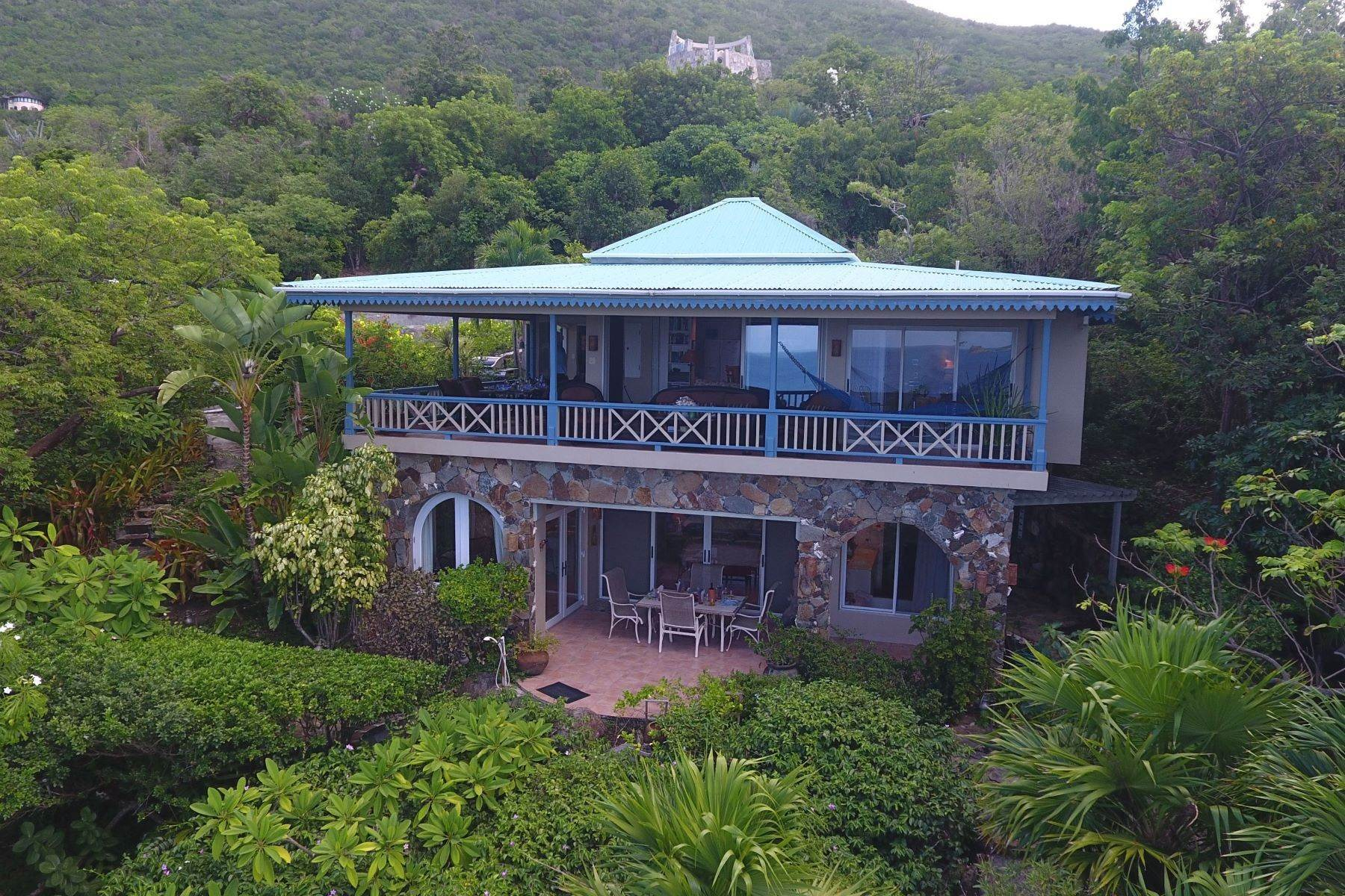 6. Single Family Homes for Sale at Nail Bay, Virgin Gorda British Virgin Islands