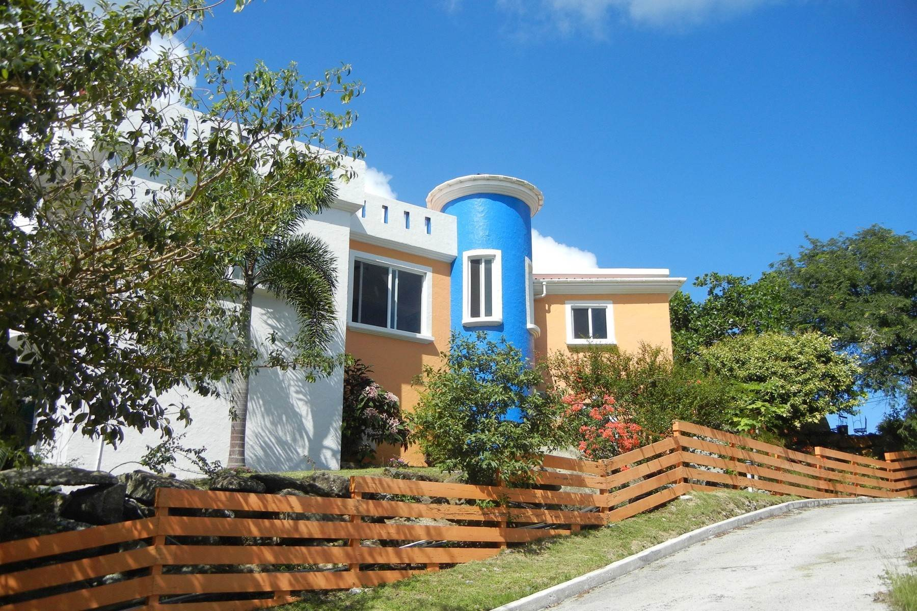 Single Family Homes للـ Sale في Ridge Road, Tortola British Virgin Islands