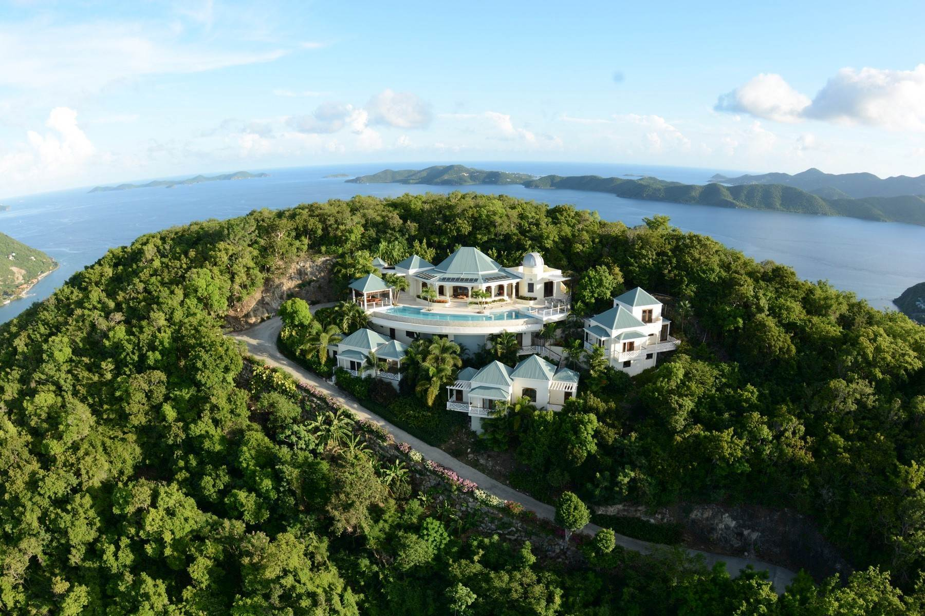 16. Single Family Homes for Sale at Long Bay, Tortola British Virgin Islands