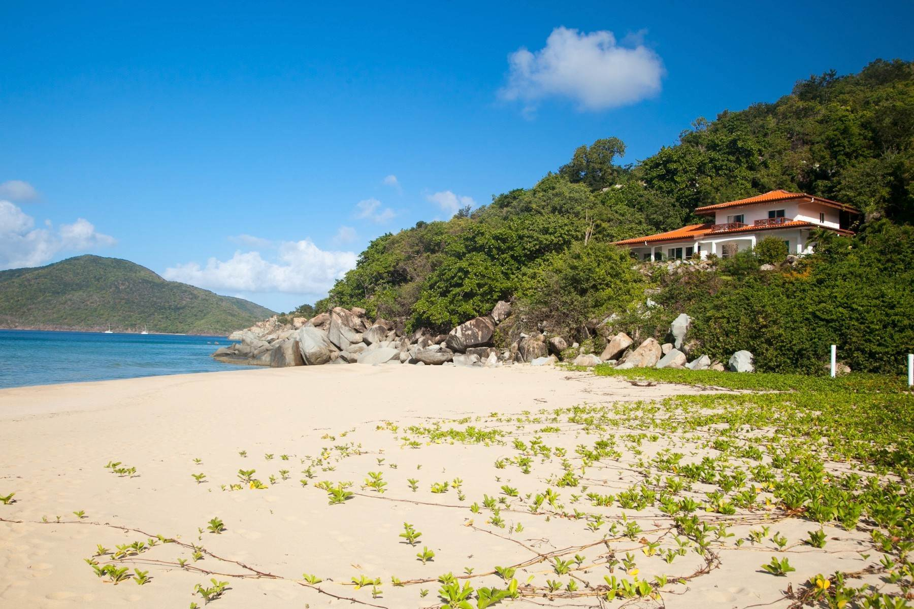 Single Family Homes por un Venta en Lambert Beach, Tortola Islas Vírgenes Británicas