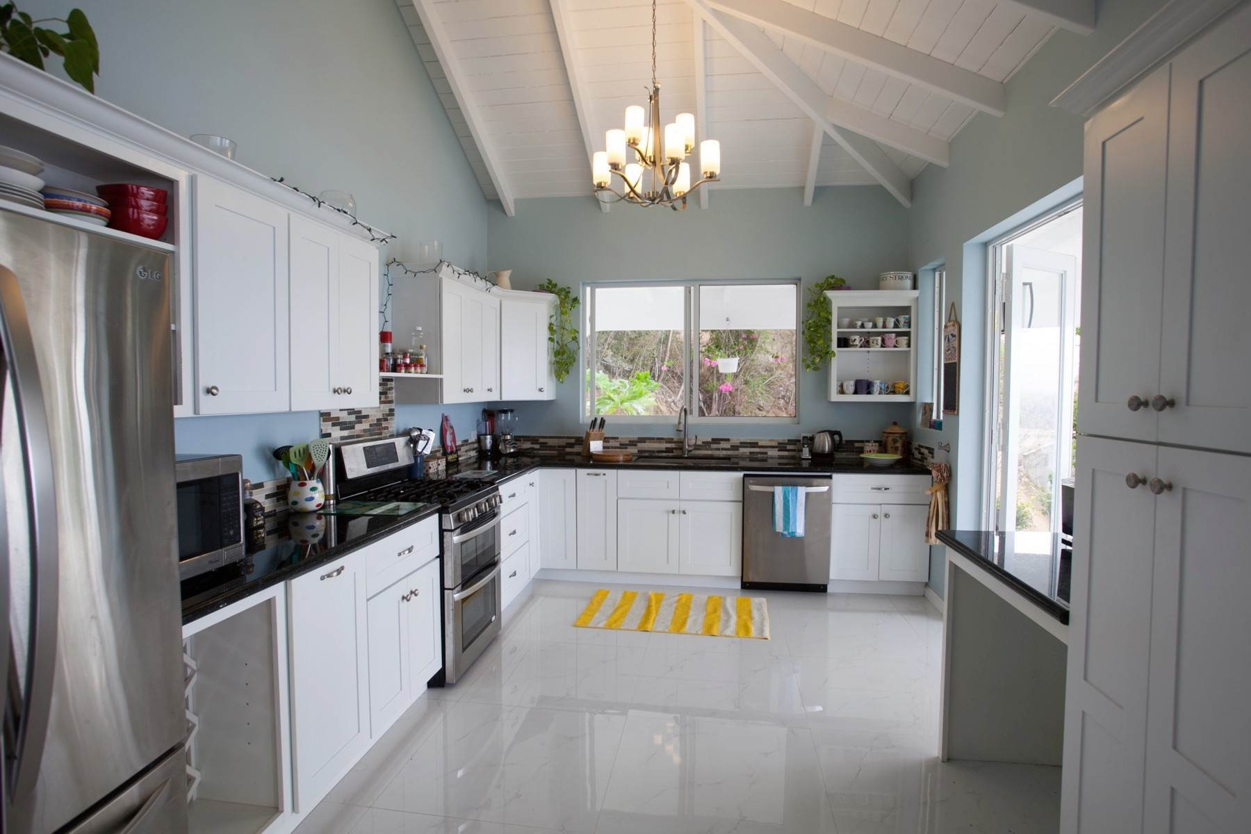 4. Single Family Homes for Sale at Trunk Bay, Tortola British Virgin Islands