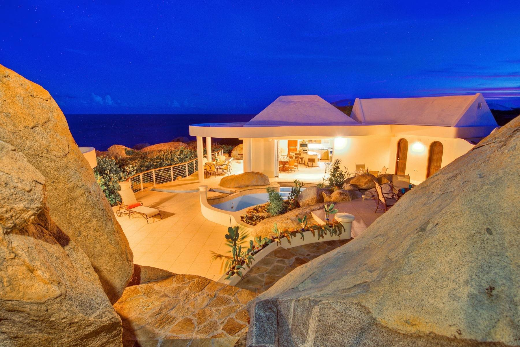29. Single Family Homes for Sale at Crook Bay, Virgin Gorda British Virgin Islands