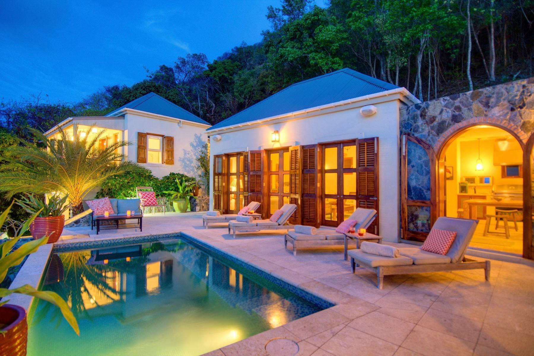 37. Single Family Homes for Sale at Belmont, Tortola British Virgin Islands