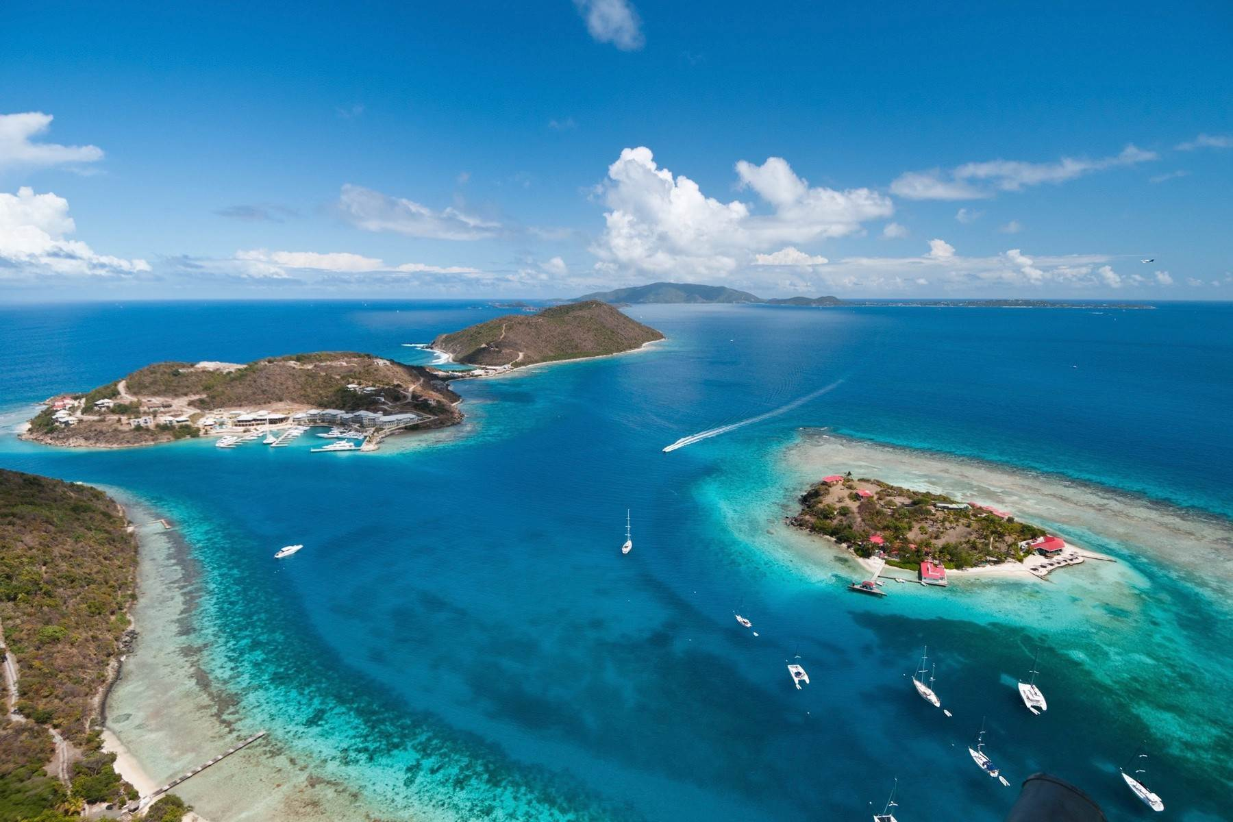22. Single Family Homes for Sale at Little Scrub, Scrub Island British Virgin Islands