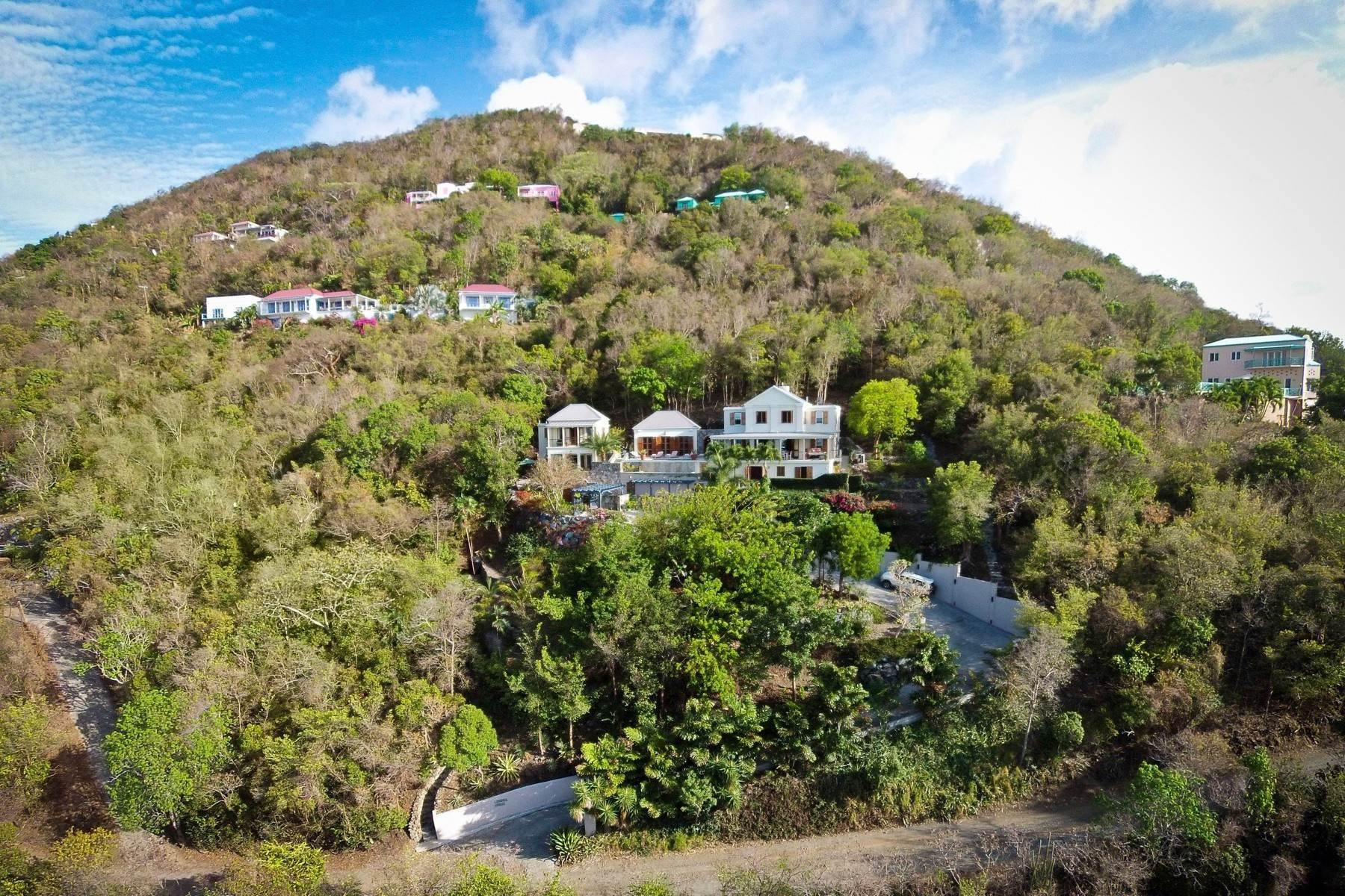 40. Single Family Homes for Sale at Belmont, Tortola British Virgin Islands