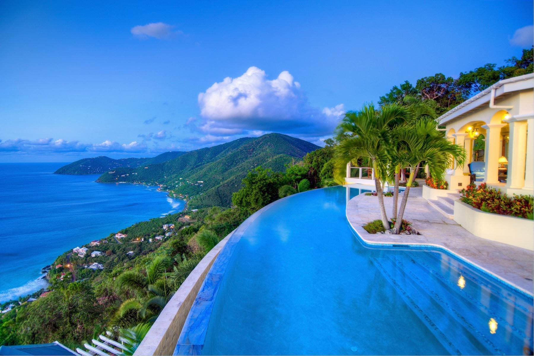 31. Single Family Homes for Sale at Long Bay, Tortola British Virgin Islands