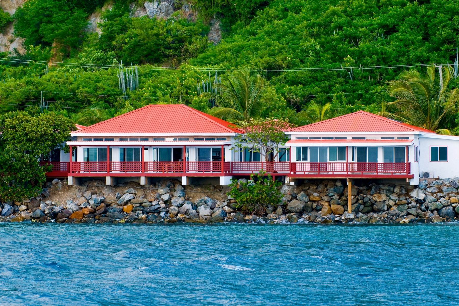 2. Single Family Homes pour l Vente à Towers, Tortola Iles Vierges Britanniques