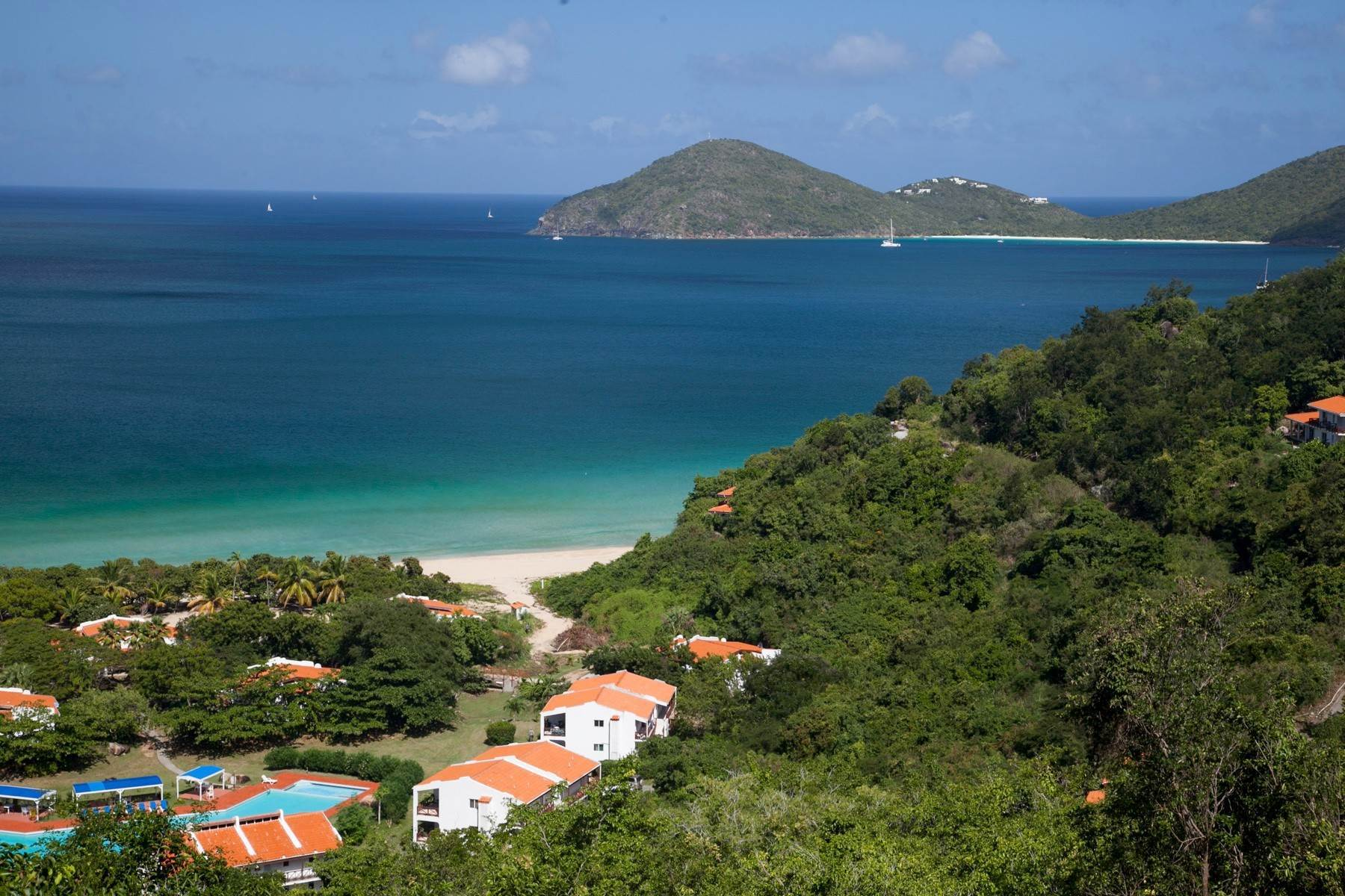 22. Single Family Homes for Sale at Lambert Beach, Tortola British Virgin Islands