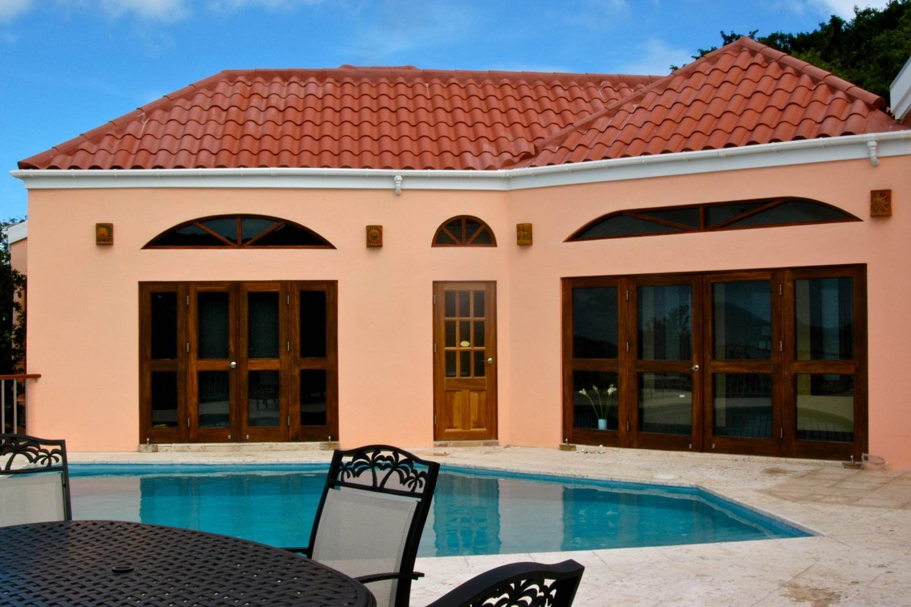 6. Single Family Homes for Sale at Little Bay, Tortola British Virgin Islands