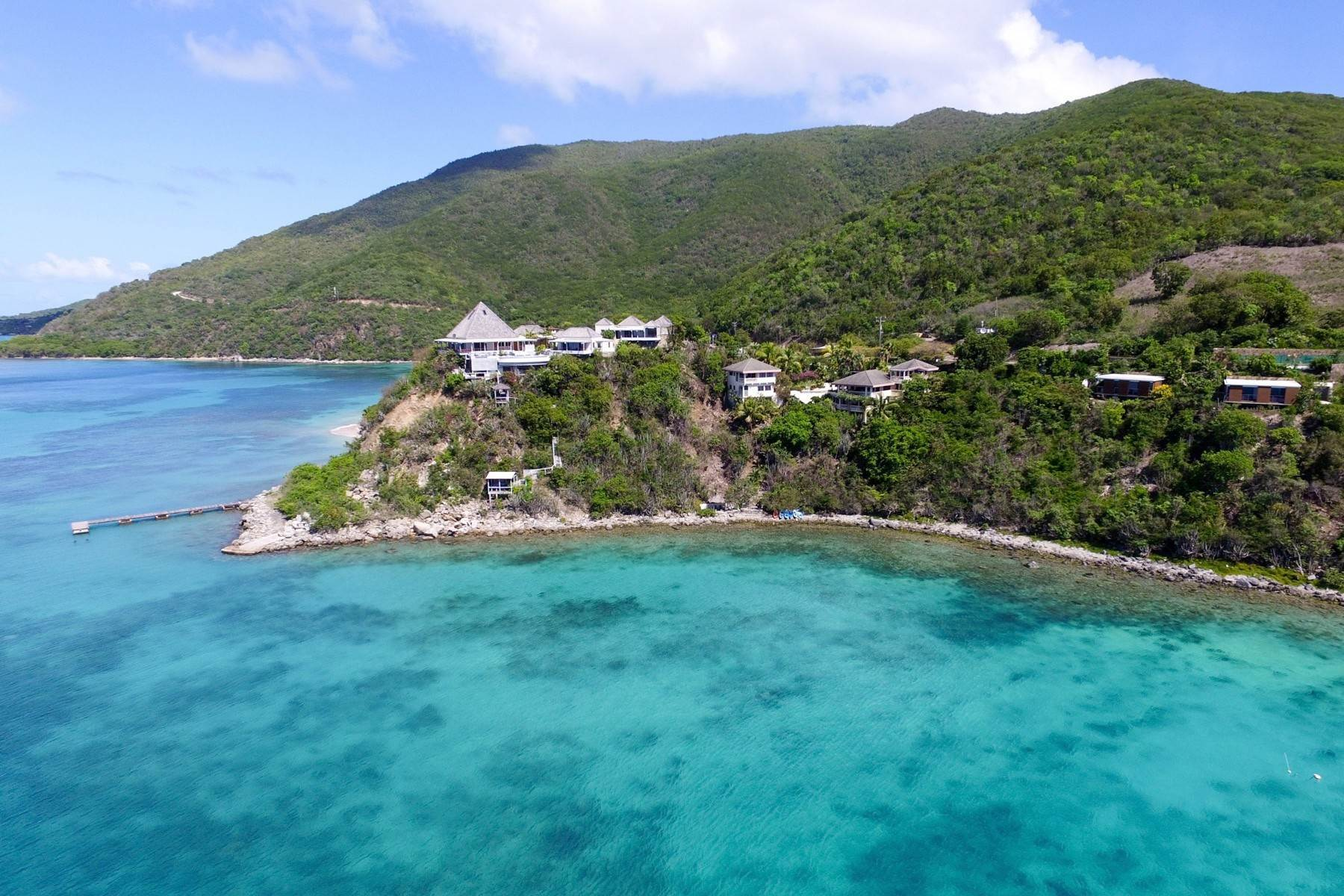 Single Family Homes por un Venta en Mahoe Bay, Virgen Gorda Islas Vírgenes Británicas