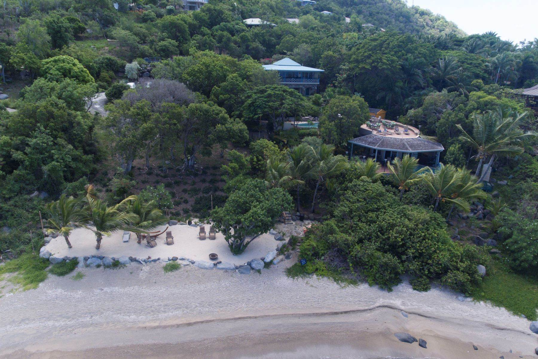 39. Single Family Homes for Sale at Nail Bay, Virgin Gorda British Virgin Islands