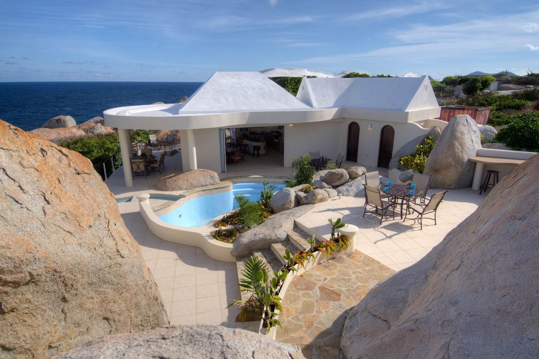 9. Single Family Homes for Sale at Crook Bay, Virgin Gorda British Virgin Islands