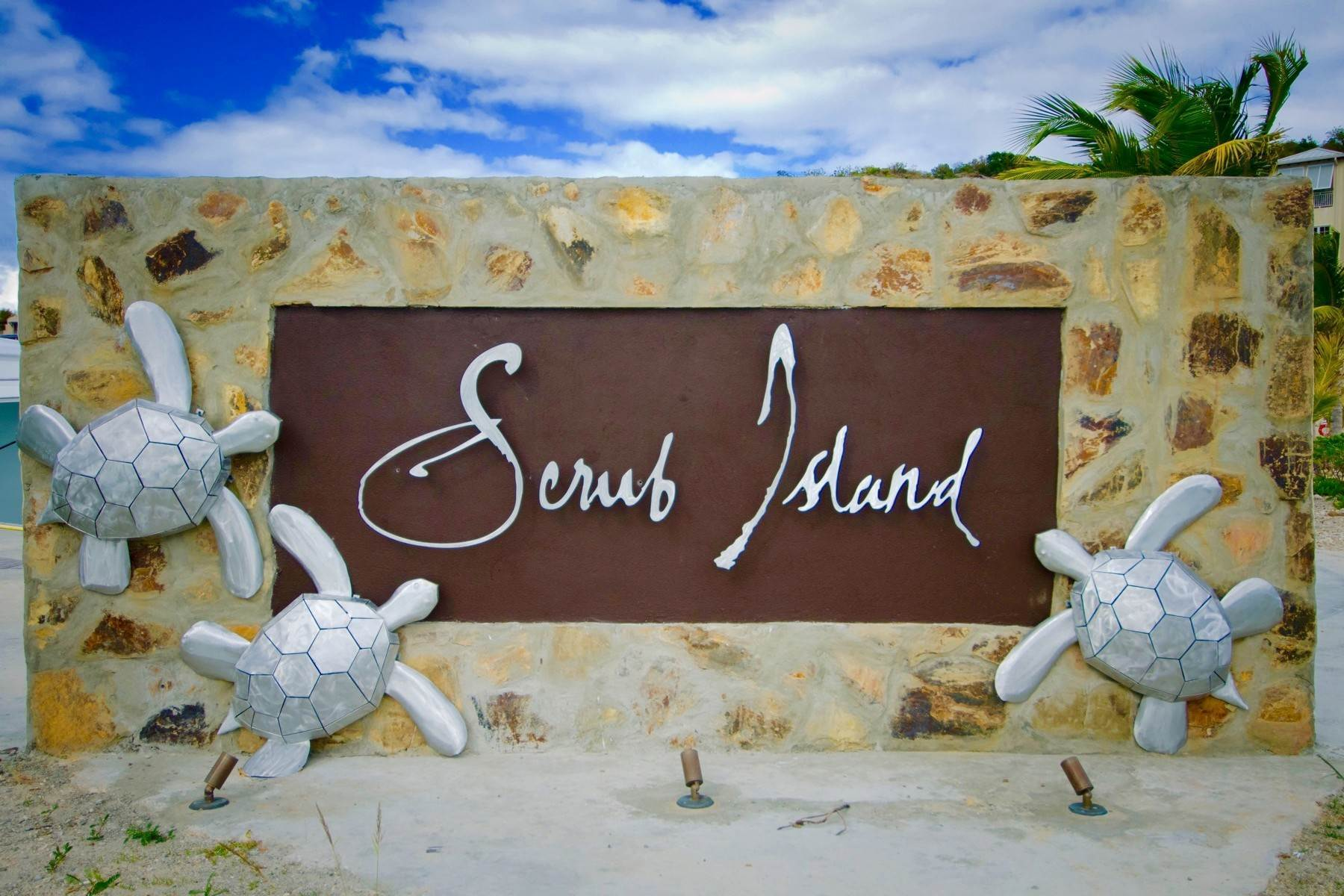 16. Single Family Homes for Sale at Little Scrub, Scrub Island British Virgin Islands
