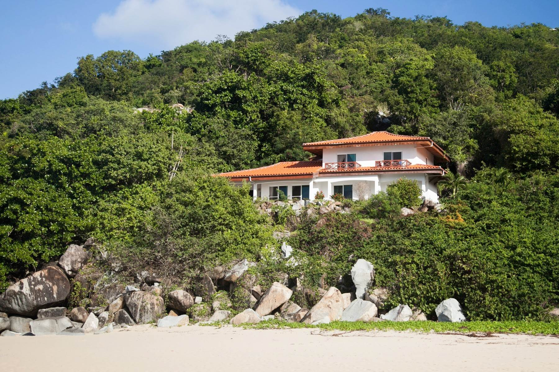 19. Single Family Homes for Sale at Lambert Beach, Tortola British Virgin Islands
