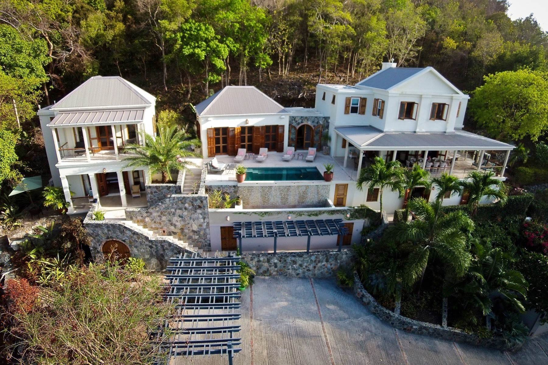 41. Single Family Homes for Sale at Belmont, Tortola British Virgin Islands