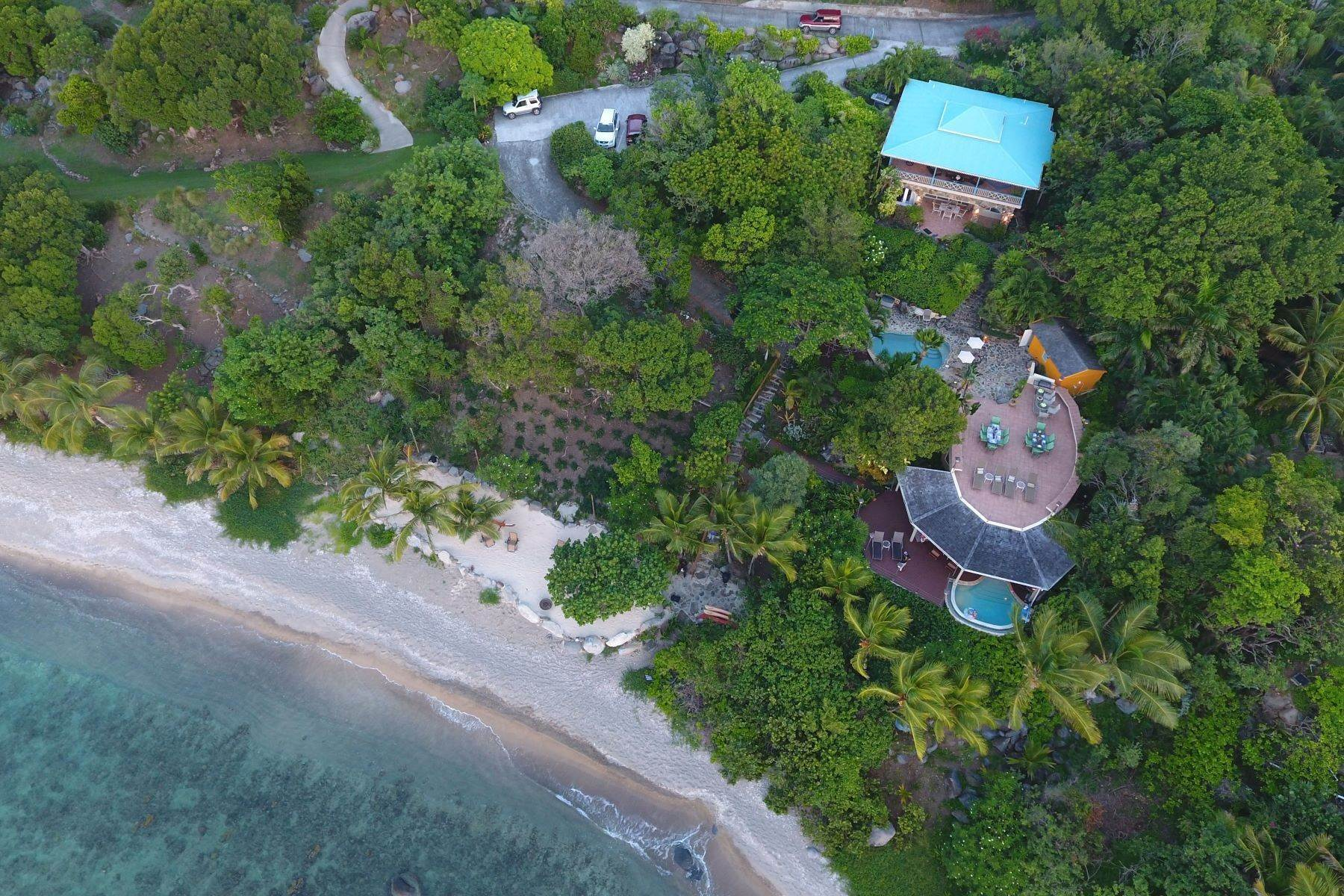 2. Single Family Homes for Sale at Nail Bay, Virgin Gorda British Virgin Islands
