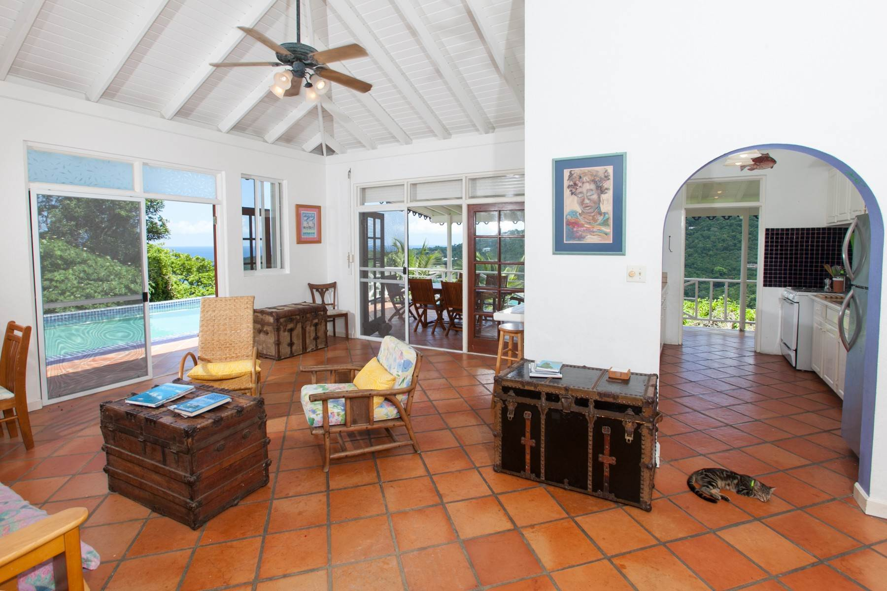 15. Single Family Homes for Sale at Brewers Bay, Tortola British Virgin Islands