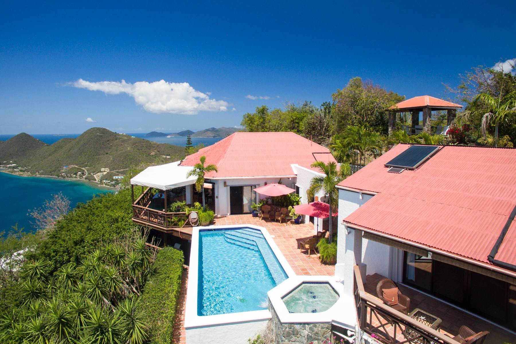 5. Single Family Homes for Sale at Towers, Tortola British Virgin Islands