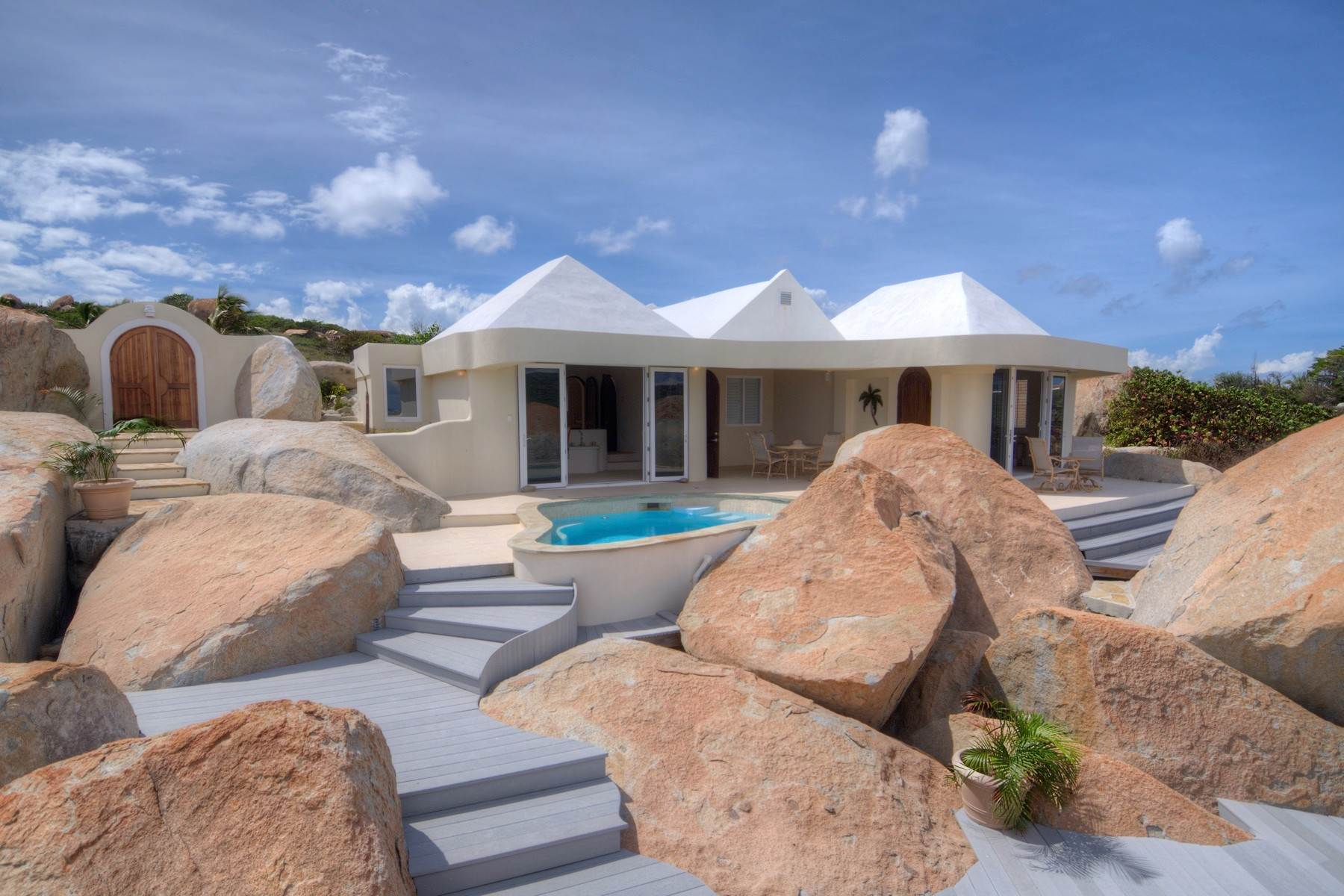 5. Single Family Homes for Sale at Crook Bay, Virgin Gorda British Virgin Islands