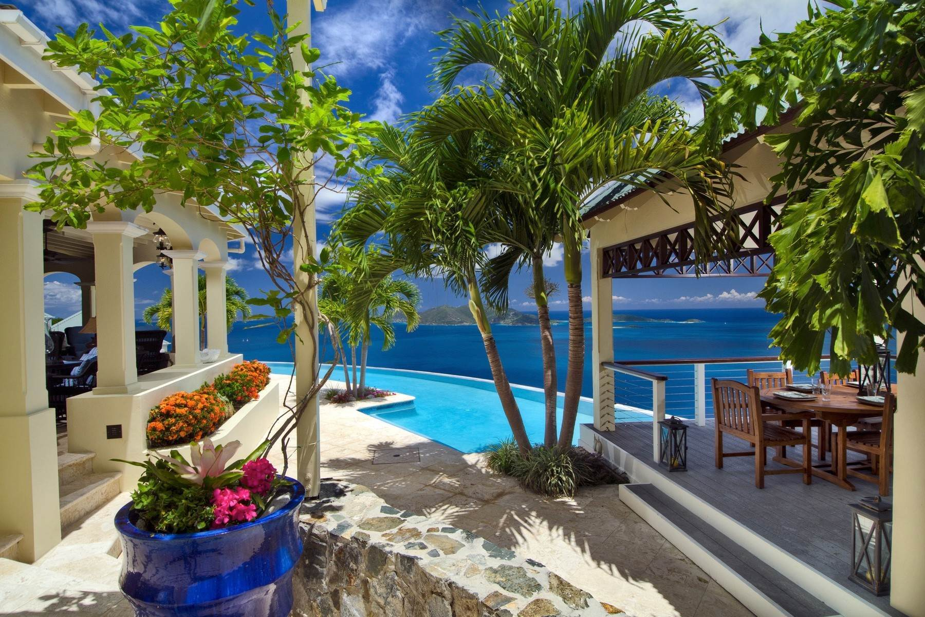 Single Family Homes at Long Bay, Tortola British Virgin Islands